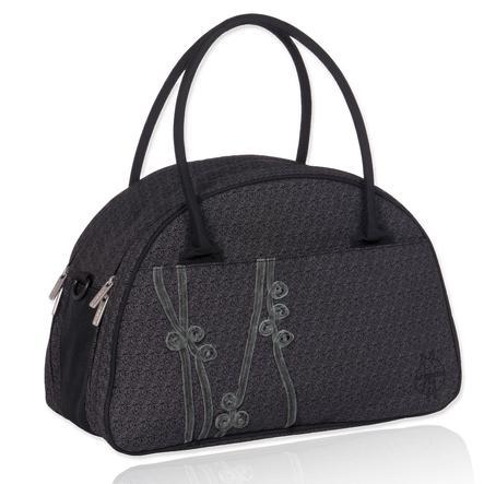 LÄSSIG Wickeltasche Casual Shoulder Bag Ribbon black