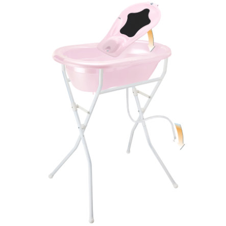 ROTHO Ensemble de bain TOP 5 pcs, rose pâle nacré