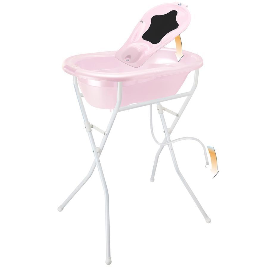 ROTHO TOP Set de 5 pzs. para la higiene del bebé rosa