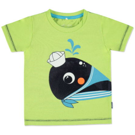 NAME IT Boys Mini T-shirt GIKAEL, vert clair