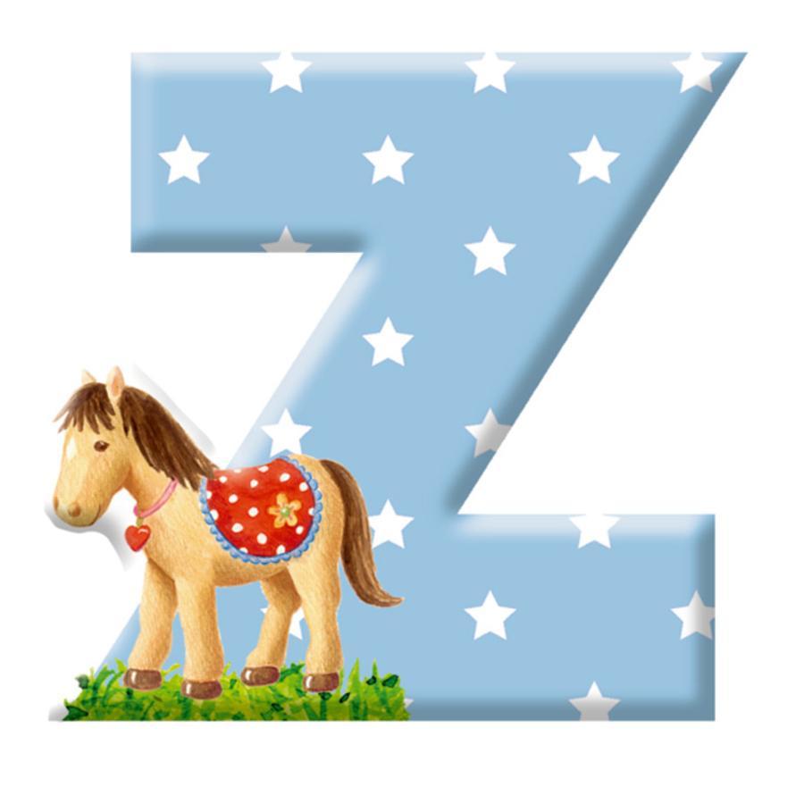 COPPENRATH Letter Z - Babygeluk