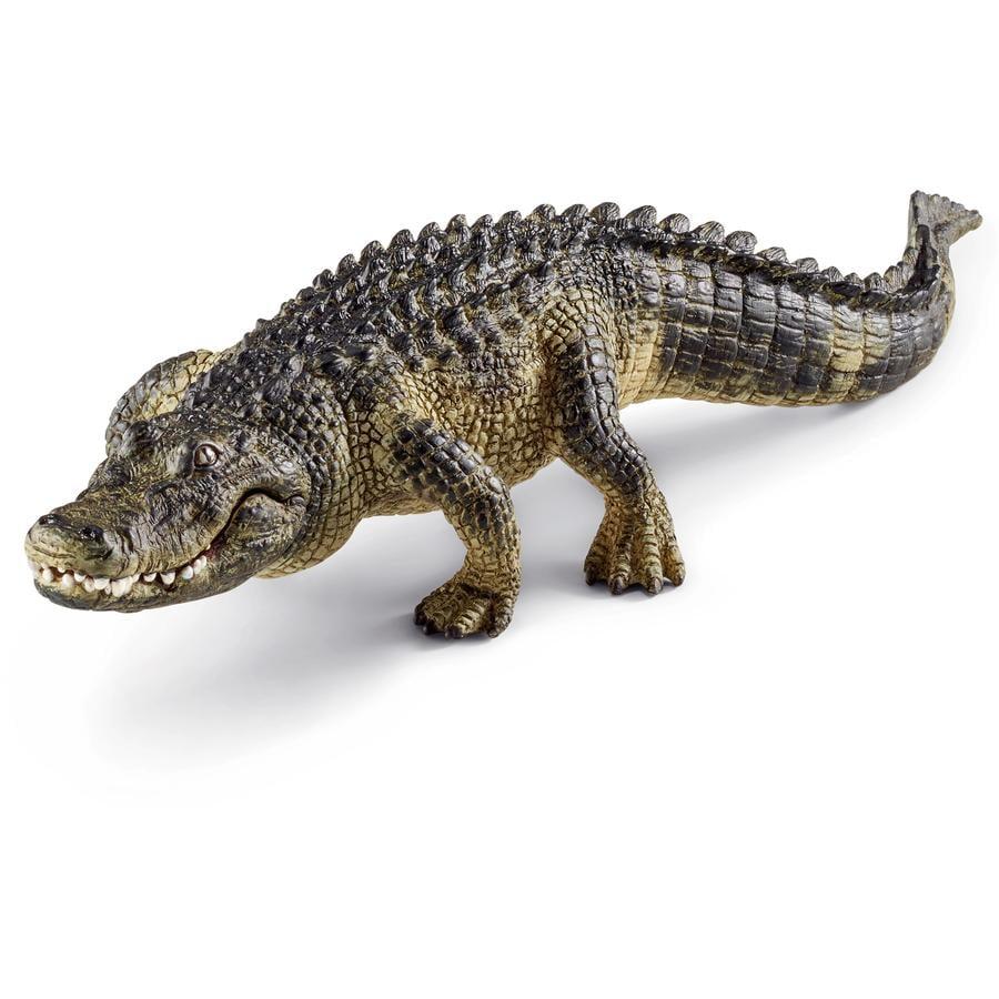 Schleich Figurine alligator 14727