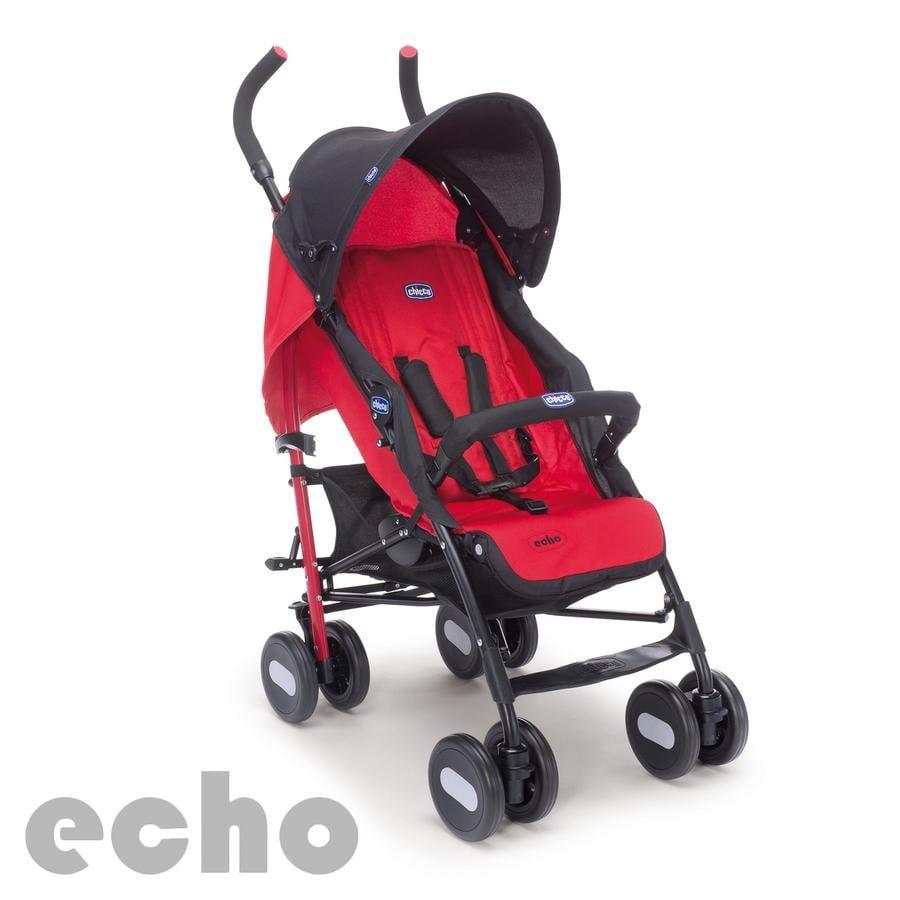 CHICCO silla de paseo Echo GARNET color rojo