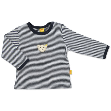 STEIFF Baby Long Sleeve stripes navy
