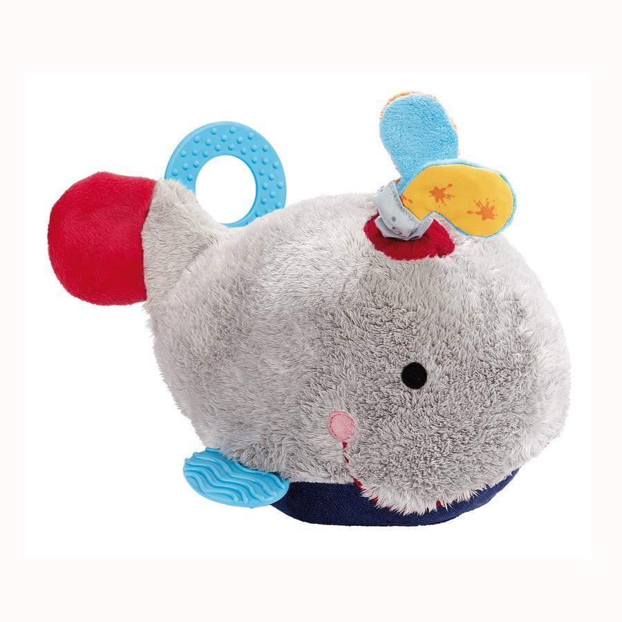 SIGIKID Babyspielzeug Wal mit Funktion