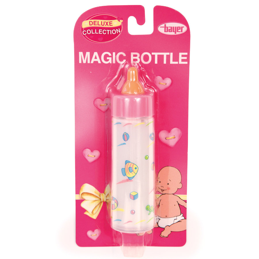 "BAYER DESIGN Butelka do karmienia dla lalek ""Magic Bottle"""