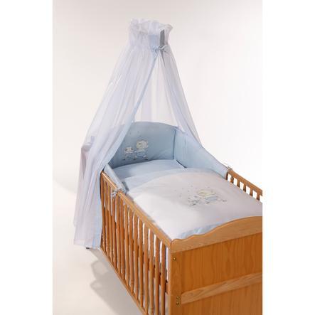 Easy Baby Zestaw pościeli Stars & Friends kolor niebieski