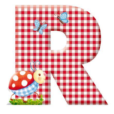 COPPENRATH Letter R - Babygeluk