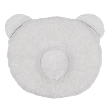 CANDIDE Oreiller Ourson Panda Pad, taupe