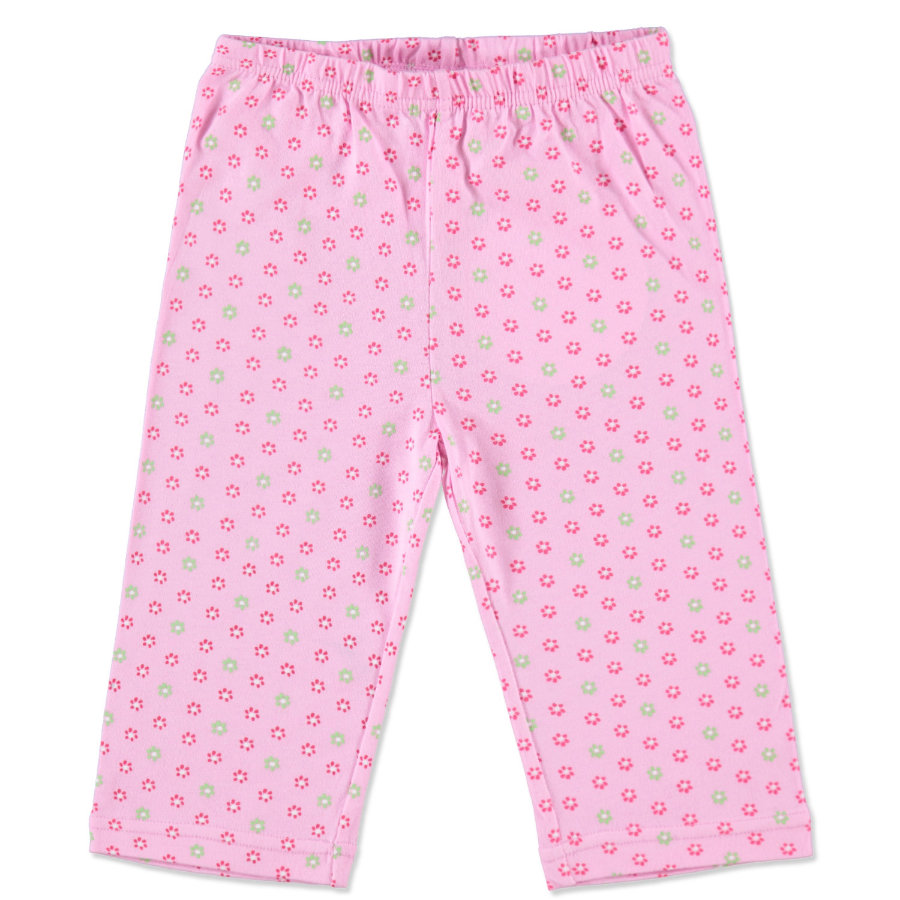 SALT AND PEPPER Girls Mini Spodnie capri Księżniczka LILLIFEE bright rosé