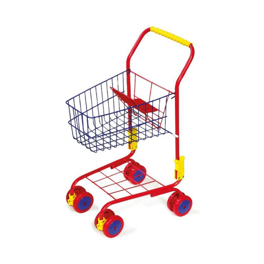LEGLER Carrello della spesa giocattolo