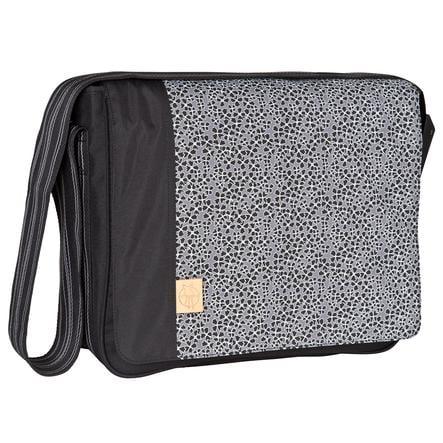 LÄSSIG Borsa Fasciatoio Casual Messenger Bag Solid Black