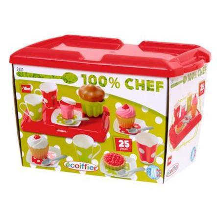ECOIFFIER Snídaně na tácu, box