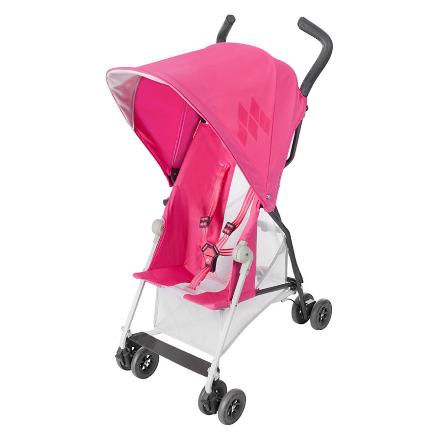 "MacLaren Buggy ""Mark II"" Carmine Rose 2014"