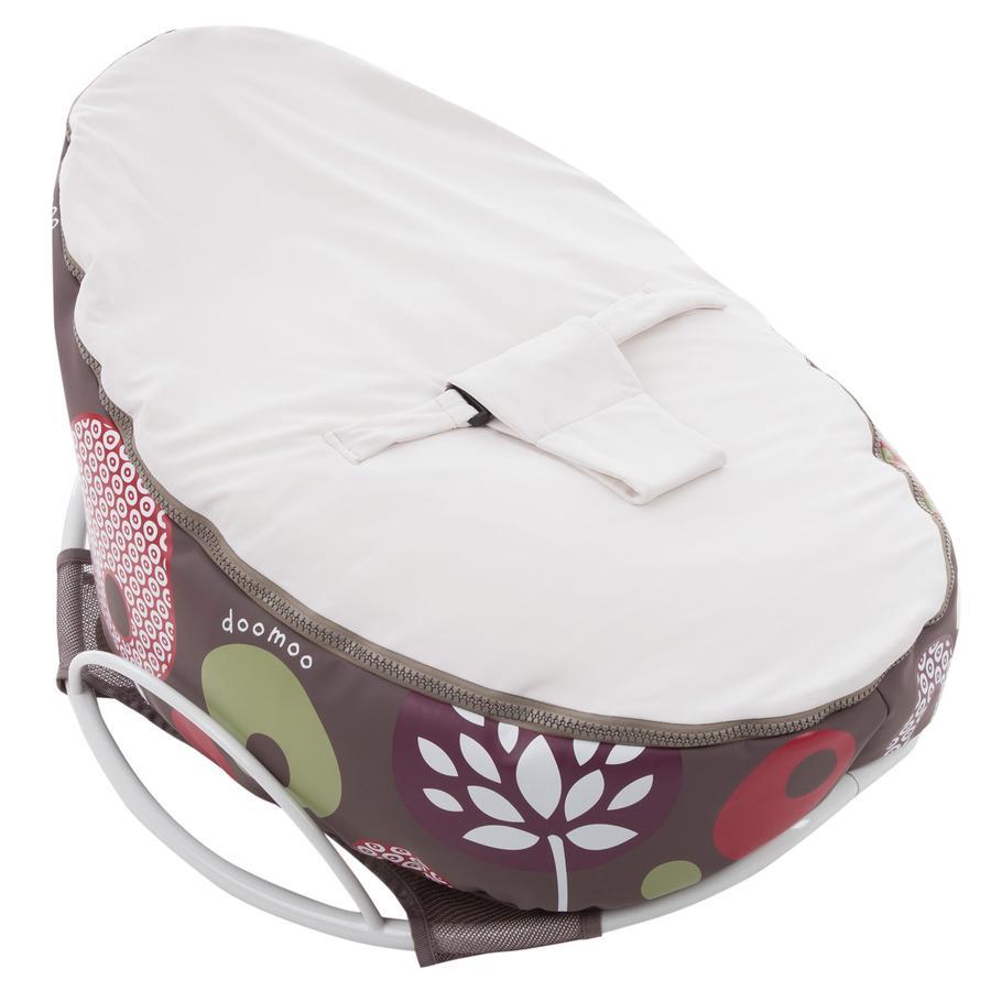 Doomoo Sitzsack Seat Original mit Swing Wippe Farbe Tree Sand