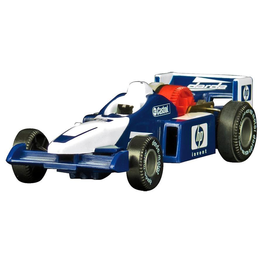 DARDA Voiture miniature Formule 1 bleu