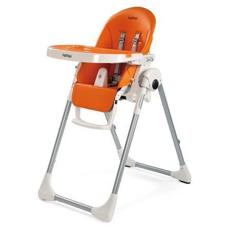 Peg-Pérego Chaise haute Prima Pappa Zero3 arancia, similicuir