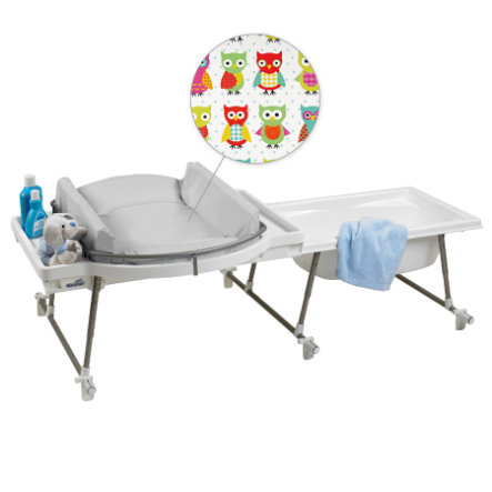 GEUTHER Tub and Changing Table Combi AQUALINO (4830)