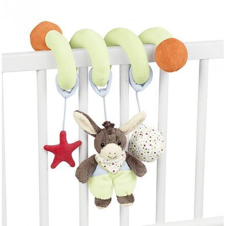 Sterntaler Spielzeugspirale Esel Emmi