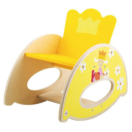 SEVI Wooden Rocking Chair - B my Prince