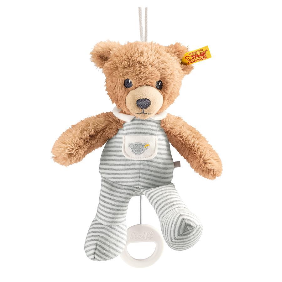 STEIFF Hrací hračka - dobrou noc medvídek, béžový