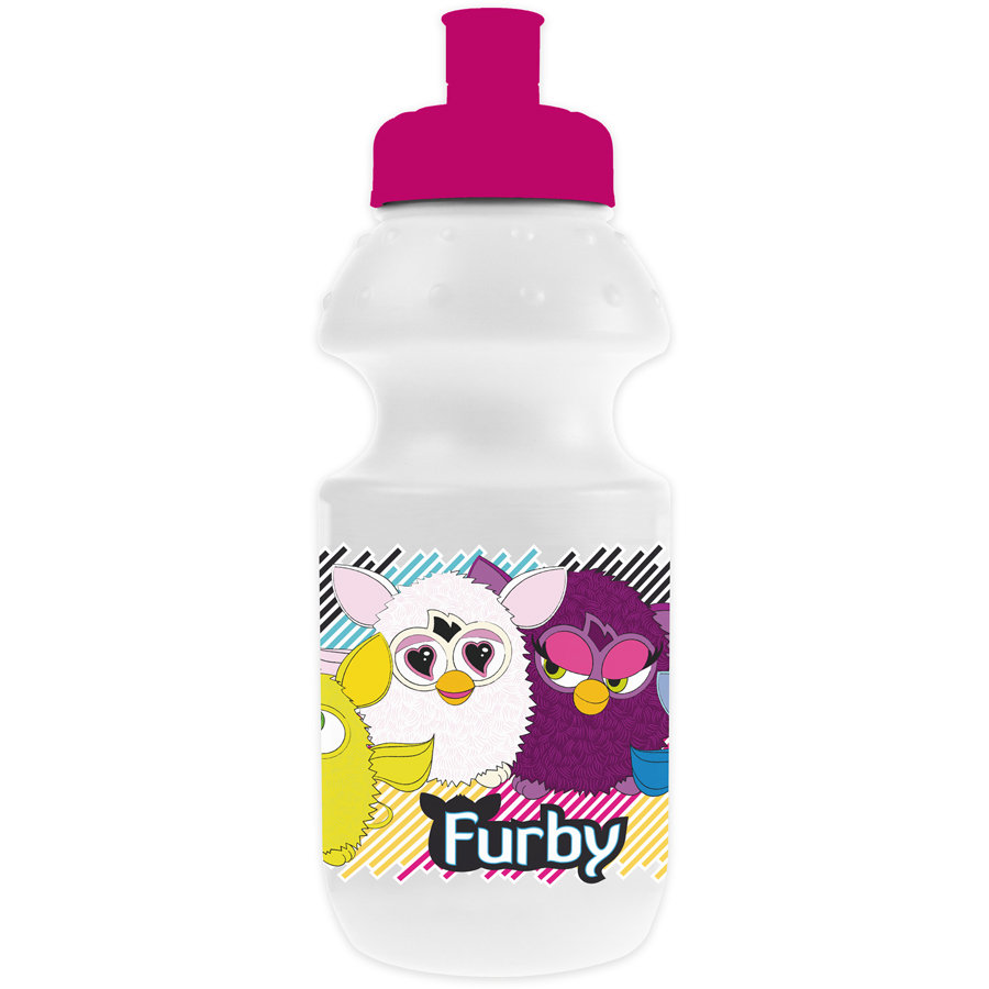p:os Trinkflasche Furby