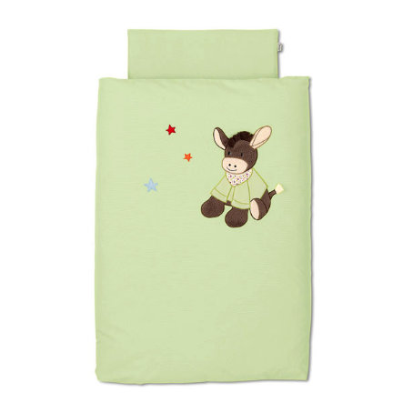 STERNTALER dětské ložní prádlo osel Emmi 80x80 cm