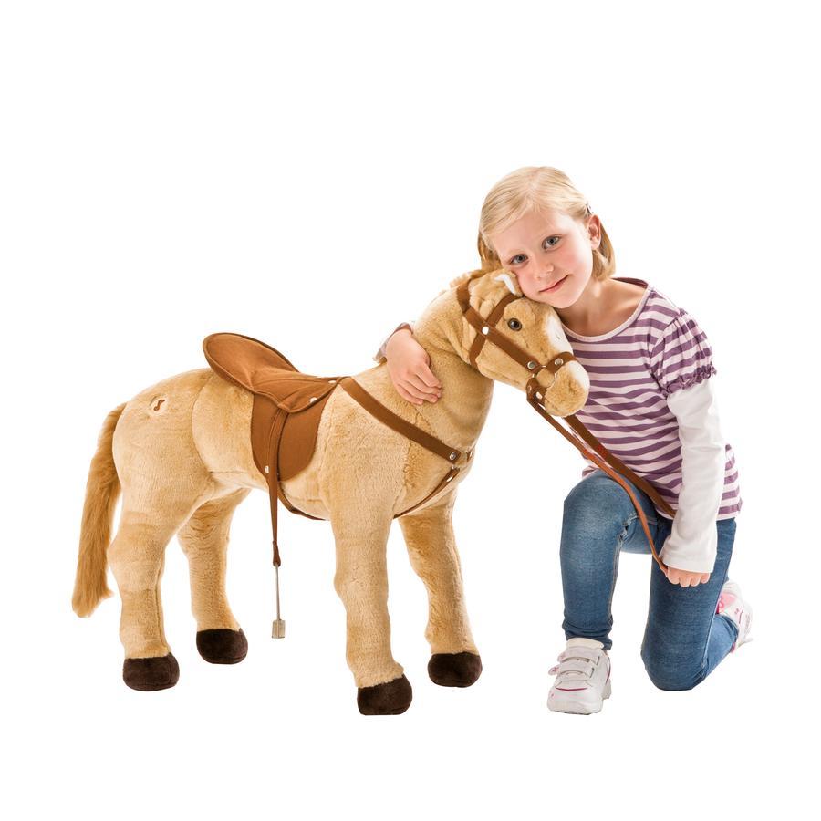 HAPPY PEOPLE Paard met 3 geluiden