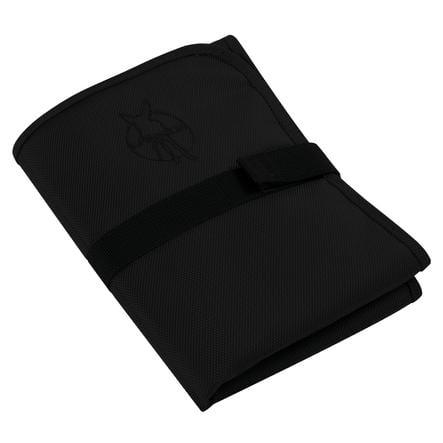 Lässig Casual Changing Mat Skötunderlägg Solid Black