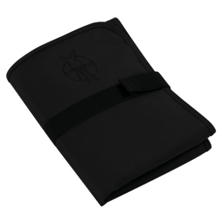 Lässig Casual Changing Mat Wickelauflage Solid Black