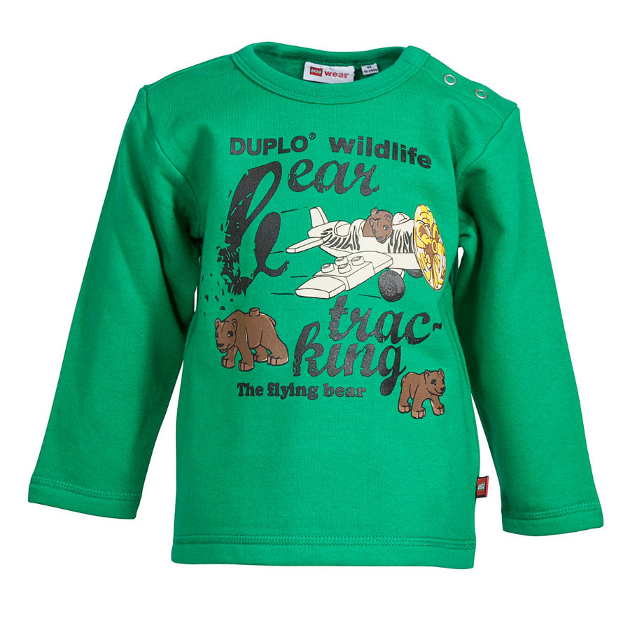 Lego Wear Duplo Boys Sweatshirt SELMER 705 green