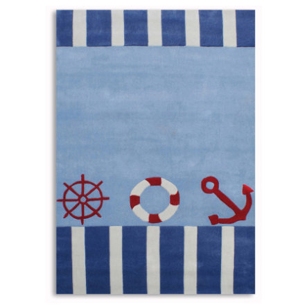 LIVONE Tapis enfant Happy Rugs Auf hoher See 4 bleu
