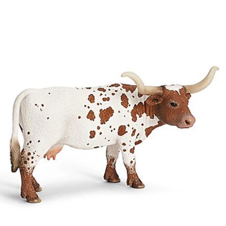 Texaská dlouhorohá kráva SCHLEICH 13685
