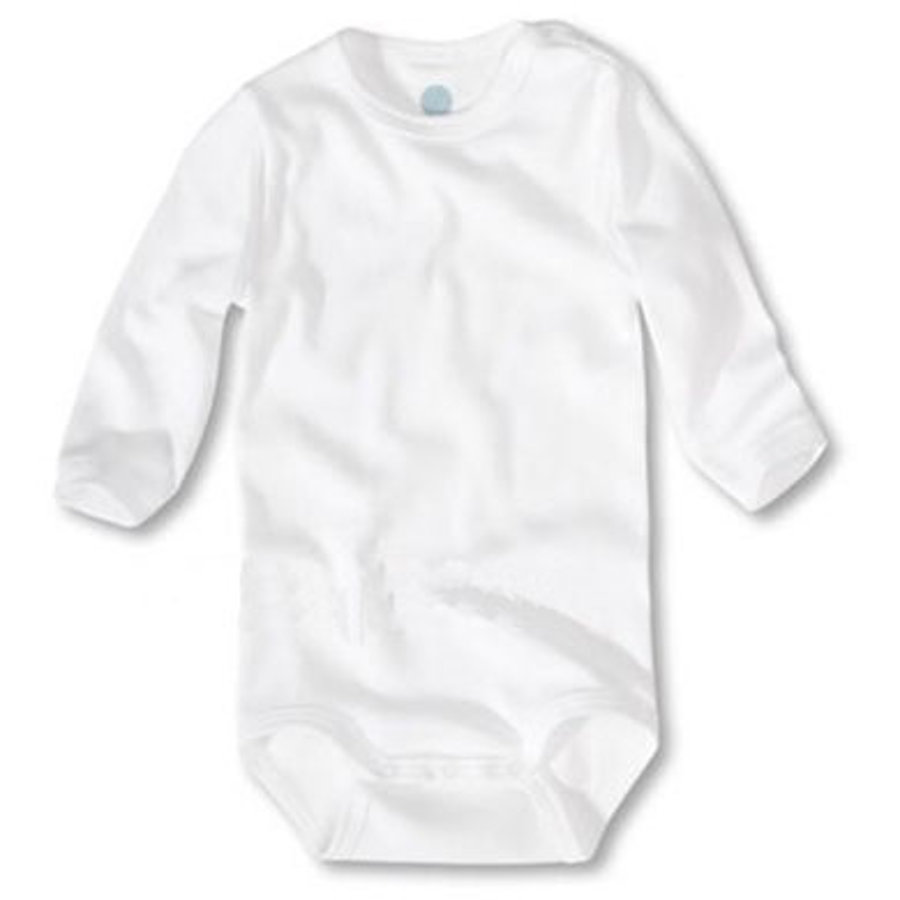 SANETTA Baby Body Manica 1/1 bianco Anti UV 15+