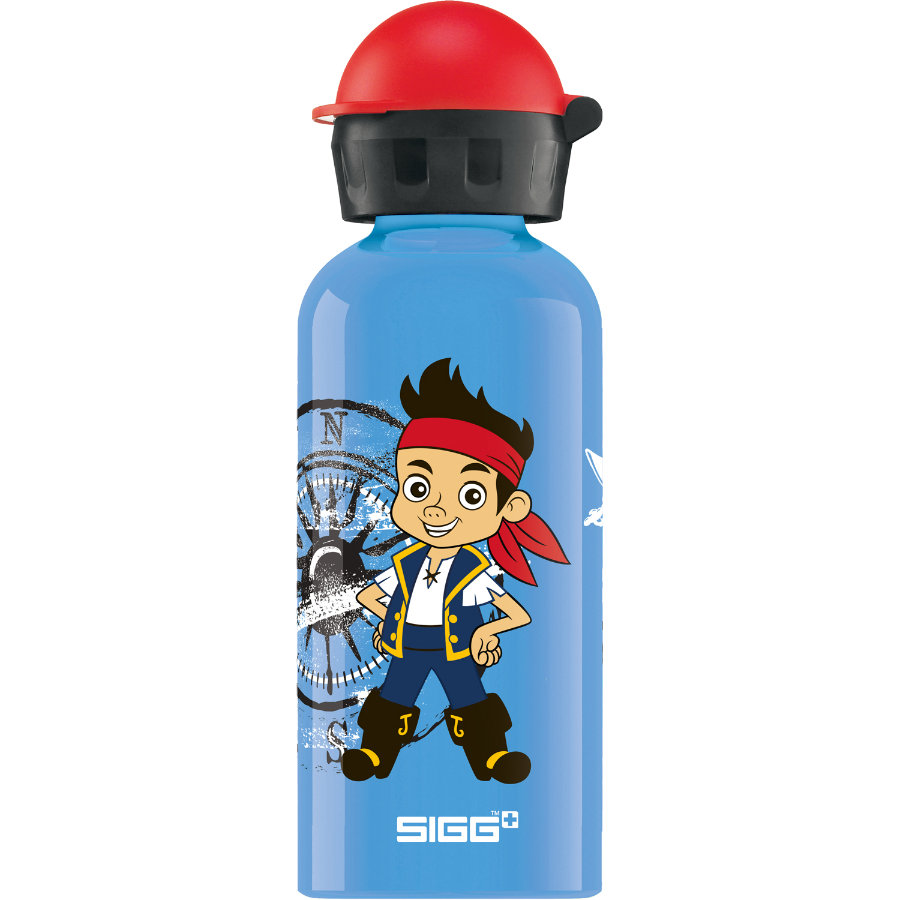 SIGG Trinkflasche 0,4 l Disney Jake & Friends