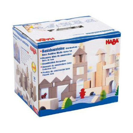 HABA Bausteine Grundpackung 26 Teile 1071