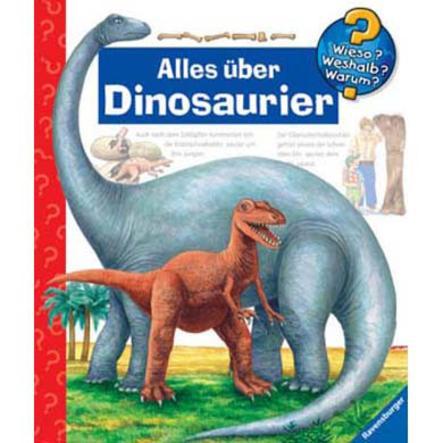 RAVENSBURGER Wieso? Weshalb? Warum?: Alles über Dinosaurier Band 12