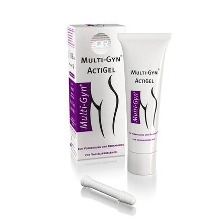 ARDO Multi-Gyn ActiGel bei bakterieller Vaginose