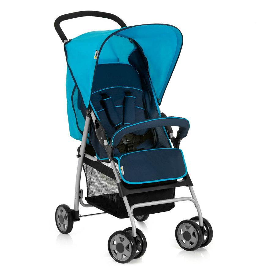 HAUCK Shopperwagen Sport Moonlight/Capri