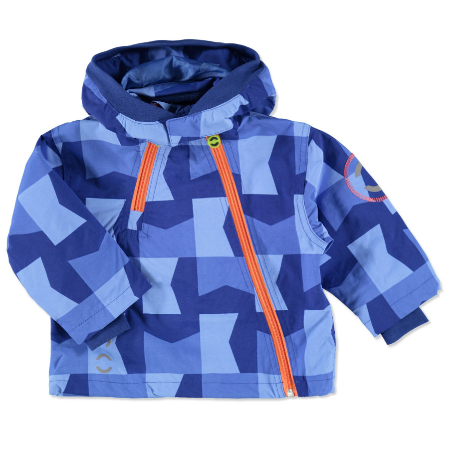 MIKK-LINE Boys Mini Jacke electric blue