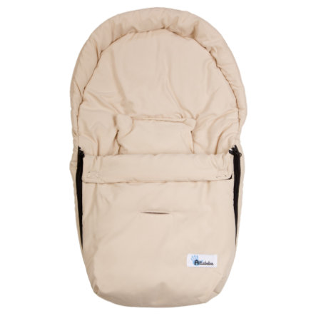 ALTA BÉBE Infant Car Seat Summer Footmuff Beige 2010 Collection