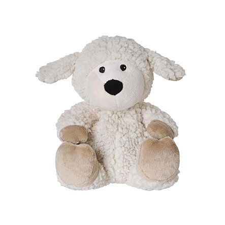 WARMIES Beddy Bears Hřejivá ovečka Sherpa béžová