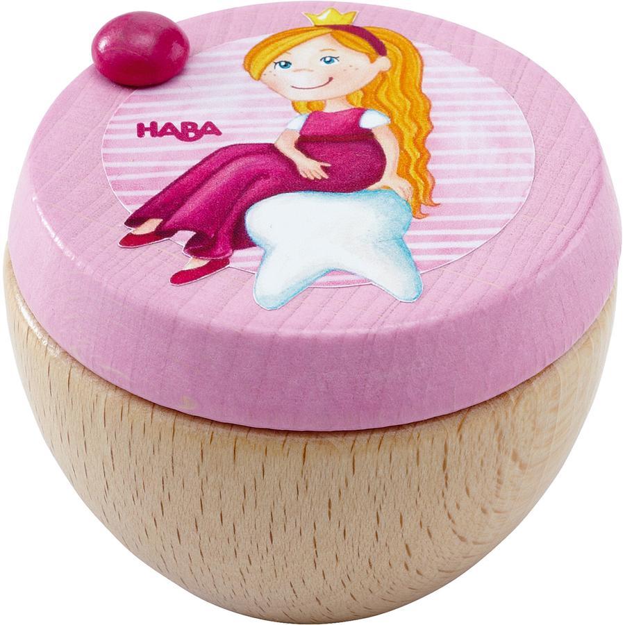 HABA Pudełko na mleczne ząbki Księżniczka 301536