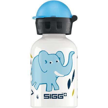 SIGG Láhev na pití 0,3l Design Elephant Family