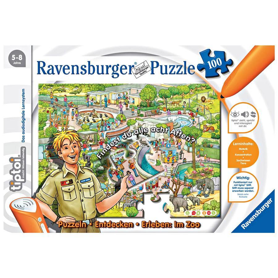 RAVENSBURGER tiptoi Im Zoo