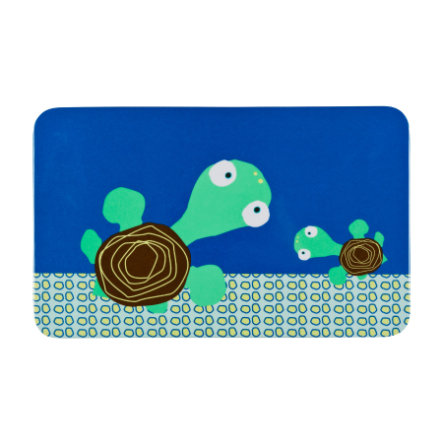 LÄSSIG Planche à déjeuner Wildlife Turtle
