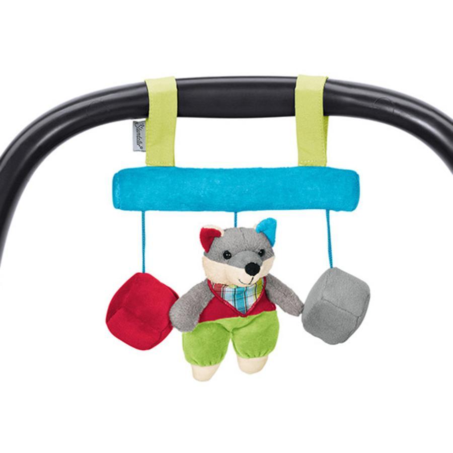 STERNTALER Hängleksak - Tvättbjörnen Wilbur