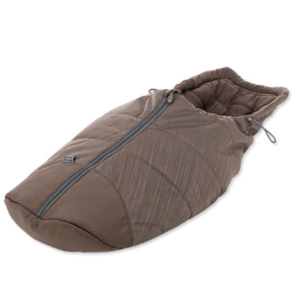 Britax affinity Fußsack Fossil Brown