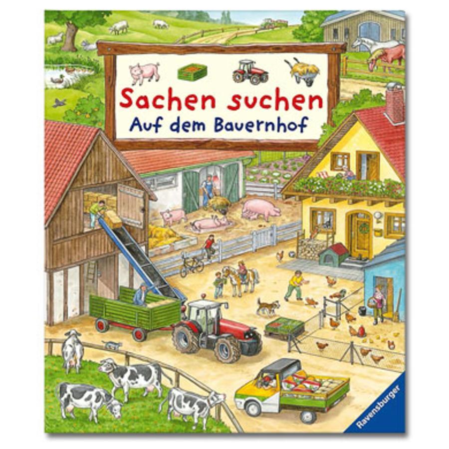 RAVENSBURGER Sachen suchen - Auf dem Bauernhof