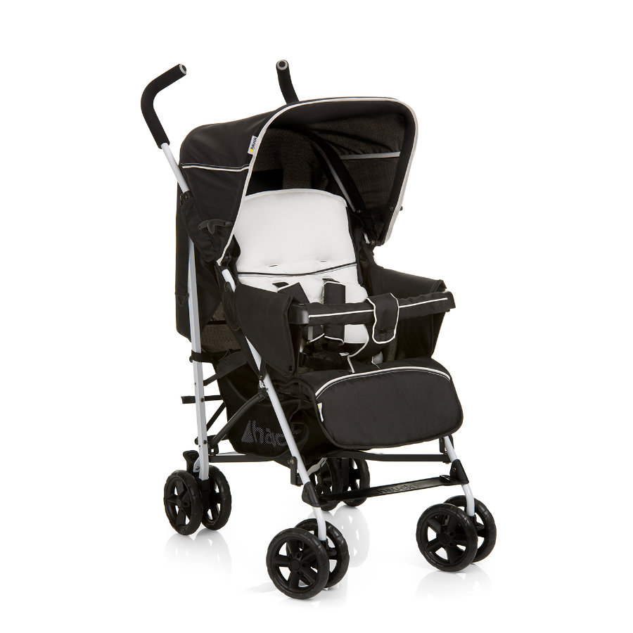 hauck Buggy Sprint white/caviar
